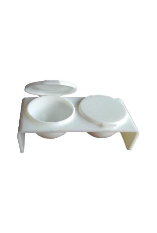 Dappen Dish ~ double