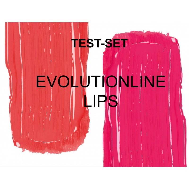 Lippen Test-Set EVOLUTIONLINE